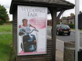 Wedding Fair poster Compleat Angler