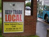 FSB Keep Trade Local Poster