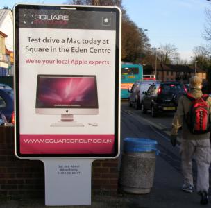 Square Group at the Eden Centre High Wycombe - Premium Apple reseller