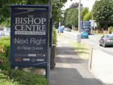 The Bishop Centre Directional Poster